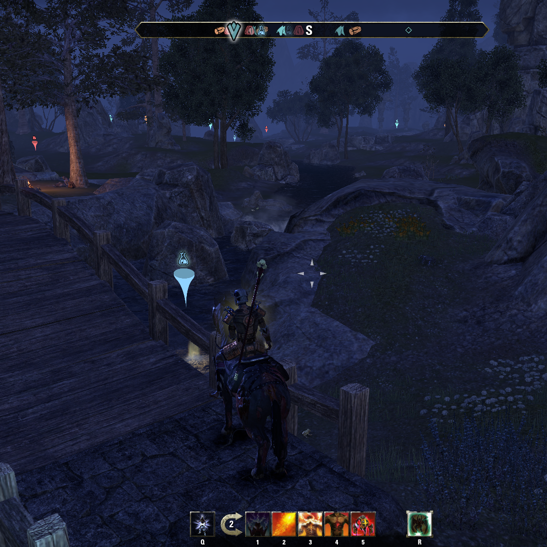 HarvestMap : Map, Coords, Compasses : Elder Scrolls Online AddOns