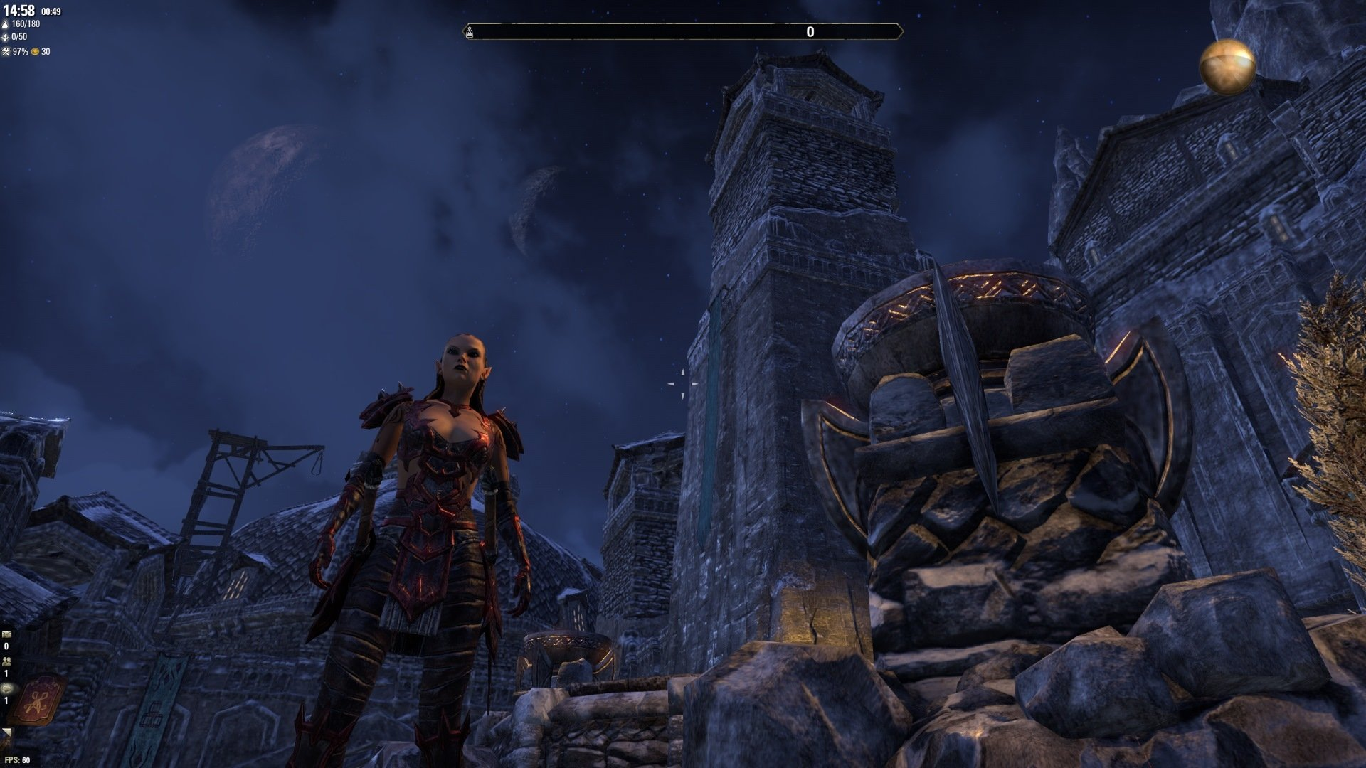 Votan's Darker Nights : RolePlay : Elder Scrolls Online AddOns