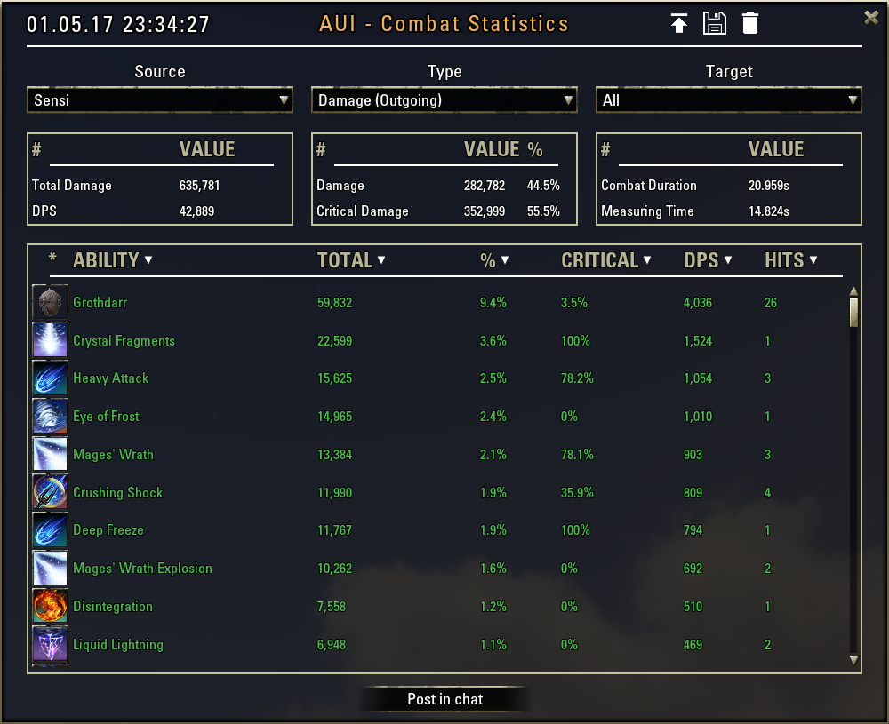 AUI - Advanced UI : Graphic UI Mods : Elder Scrolls Online