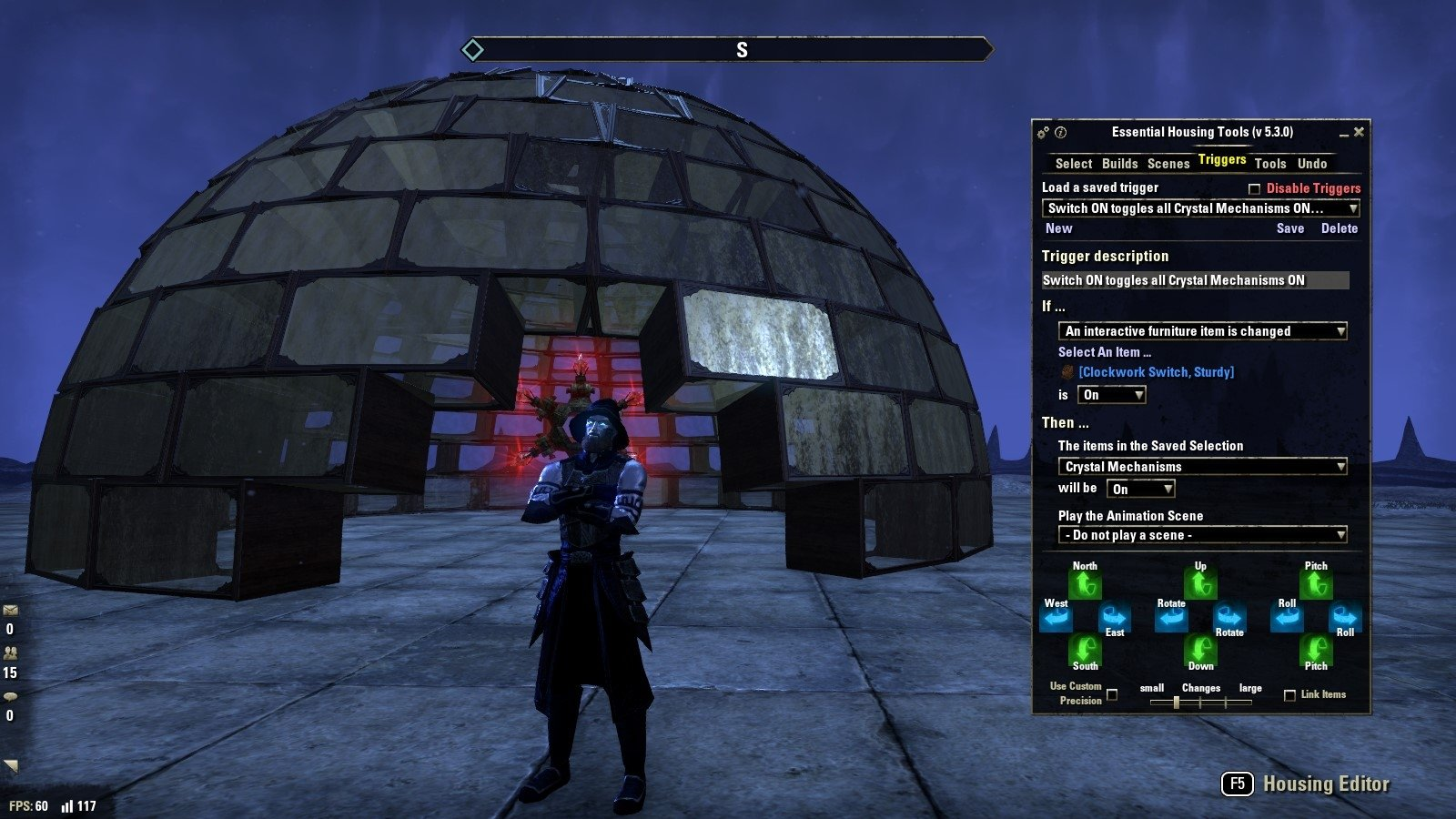 Essential Housing Tools : Homestead : Elder Scrolls Online AddOns